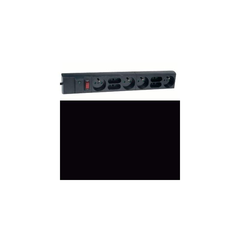 image: Bloc multiprises X8 avec protections
