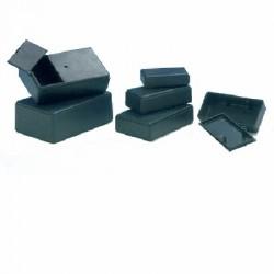 image: COFFRET soap - NOIR 58 x 35 x 16mm