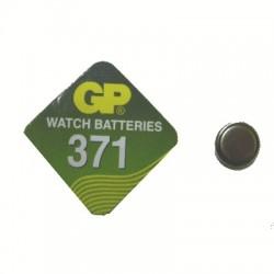 image: Pile bouton oxyde d'argent SR371, SR920, SR69