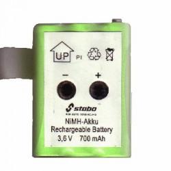image: Accu / Batterie de remplacement pour STABO Freecomm 450