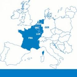 image: Nouvelle Cartographie Routière GPS Garmin FRANCE