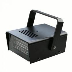 image: STROBOSCOPE MINIATURE À LED BLANCHES - 24 LED