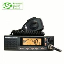 image: -CB Président Johnson II Asc AM/FM / 24 ou 12 volt