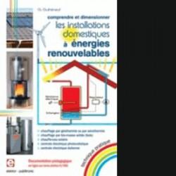 image: Les installations domestiques à énergies renouvelables