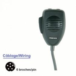 image: Micro de remplacement Origine Président DNC518 U/D 6 Br
