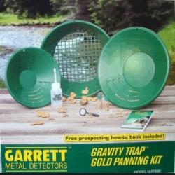 image: kit GARRETT orpaillage