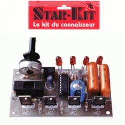 image: kit Chenillard 4 Voies SK003