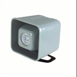 image: Haut-Parleur à chambre de compression étanche carré