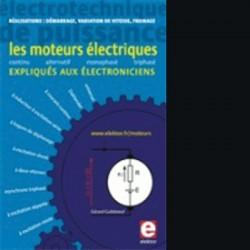 image: Les moteurs électriques expliqués aux électroniciens
