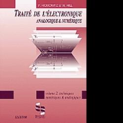 image: Traité de l'électronique analogique & numérique 2