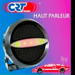 image: Haut-Parleur exterieur + leds