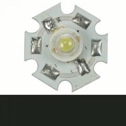image: LED HAUTE PUISSANCE - 1W - BLANC PUR - 100lm