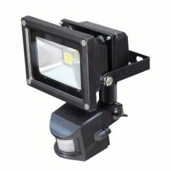 image: Projecteur à LED 10W avec Détecteur de présence PIR