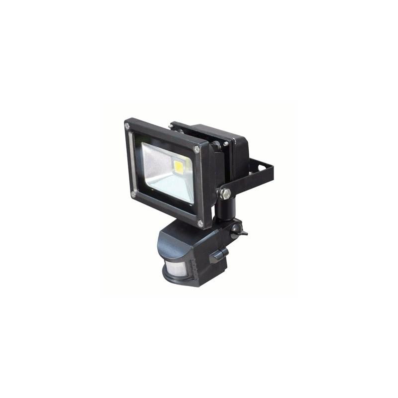 image: Projecteur à LED 30W avec Détecteur de présence PIR