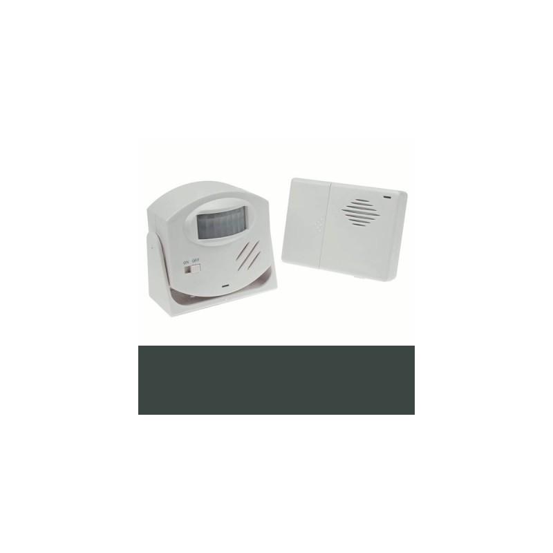 image: Carillon Sonnette d'alarme à détection de mouvements