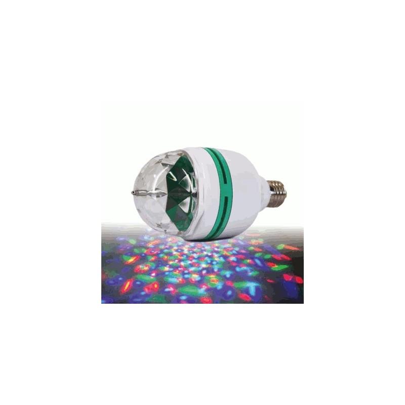 image: Disco BULB à LED'S / effet boule à facettes