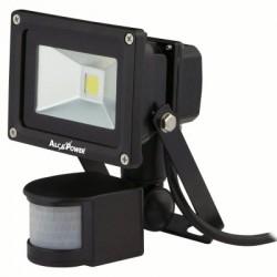 image: Projecteur / Eclairage LED 230 Volt / 10 Watts Détecteur Mouveme