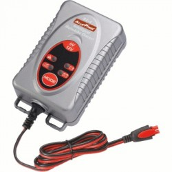 image: Chargeur batterie AUTO 6/12V 750mA
