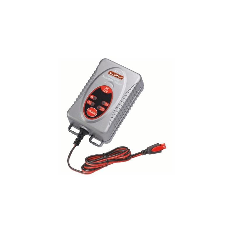 image: Chargeur batterie AUTO 6/12V 750mA