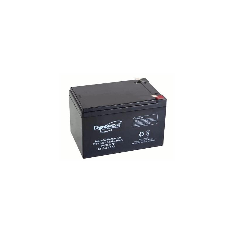 image: Batterie  ACIDE-PLOMB 12V-12Ah 150x97x99mm