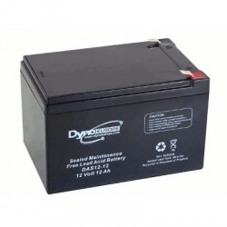 image: Batterie  ACIDE-PLOMB 12V-18Ah 180x76x167mm