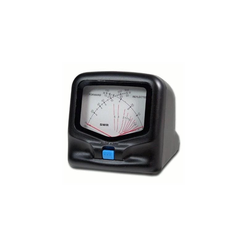 image: Tosmètre - Wattmètre  RX-20 MAAS  HF (CB) & VHF ( 30 à 300 Mhz)