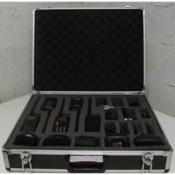 image: Valise ALU pour 5 TALKIES & Accessoires