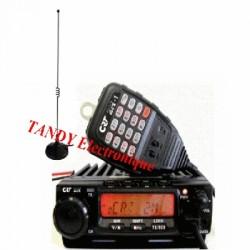 image: VHF -spécial raid 4x4: CRT  2 M+antenne