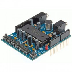 image: ARDUINO® AUDIO SHIELD POUR ARDUINO®