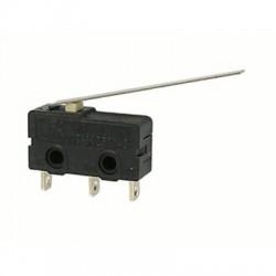 image: MICRORUPTEUR 5A, Mini, LEVIER de commande long