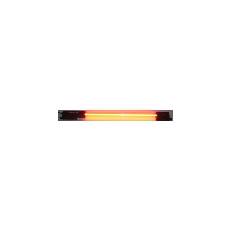 image: RÉGLETTE néon Rouge 12 volt 38 cm
