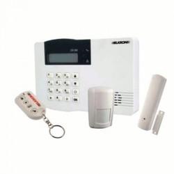 image: Alarme kit complet Systèmes Radio CAPTIV URMET - UKCR200
