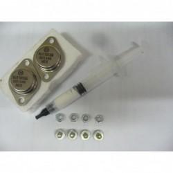 image: kit réparation MJ11015G TRANSISTOR :pulseur d'air Citroen Renaul