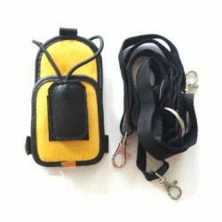 image: Housse holster 3 points universel pour talkie-walkie