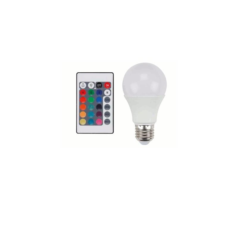 E27 De Led Blanc Poire Lampe Chaud Forme 7 W 5 Rvbamp; nN0Owk8PX
