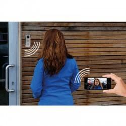 image: PORTIER INTERPHONE WIFI AVEC ENREGISTREMENT VIDÉO