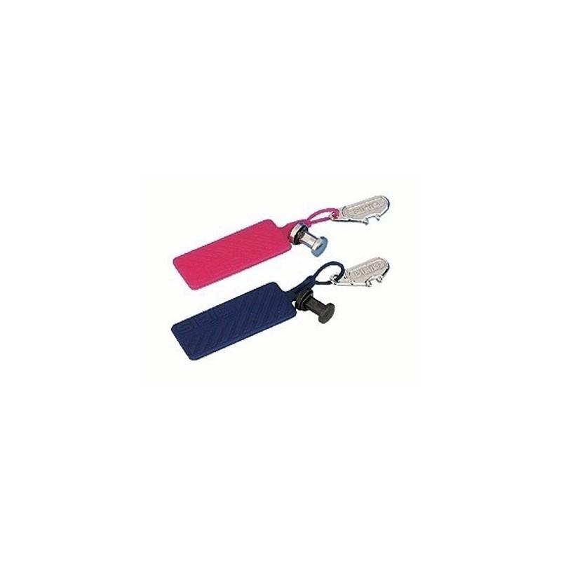 image: VIS ANTIVOL sirio avec clé et porte-clé