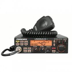 image: -CB Président LINCOLN II AM/FM/SSB poste radio-amateur