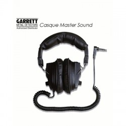 image: Casque GARRETT master sound MS-2