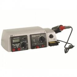 image: fer LABO 3-EN-1  multimetre / alimentation / station soudage