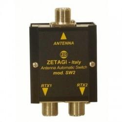 image: COUPLEUR AUTOMATIQUE 2 Émetteurs/récepteurs & 1 antenne