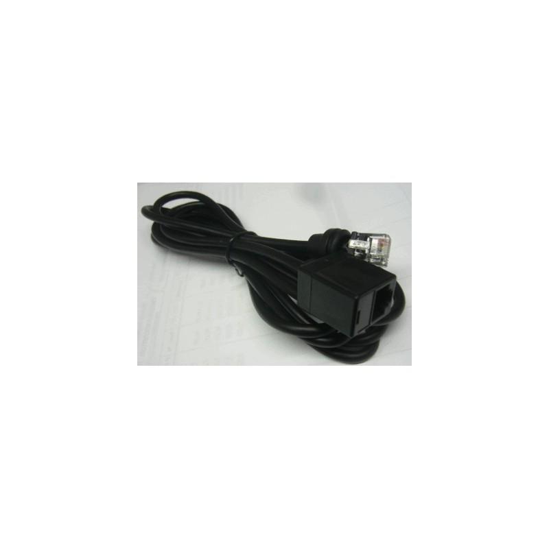 image: Cable rallonge 2M pour micro CB WILLIAM PRÉSIDENT