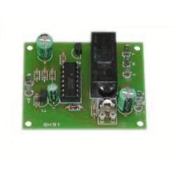 image: kit Temporisateur d'alarme 5s à 4mn