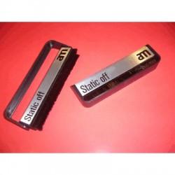 image: Brosse de nettoyage disque vinyl fibre carbonne