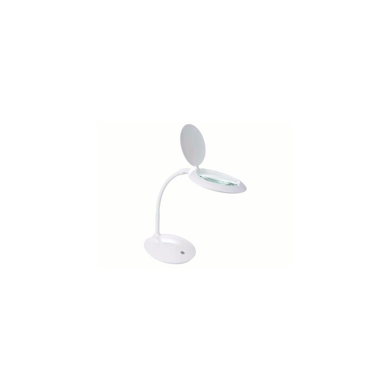 image: LAMPE-LOUPE LED - INTENSITÉ VARIABLE - 3 DIOPTRIES - 60 LEDs - B