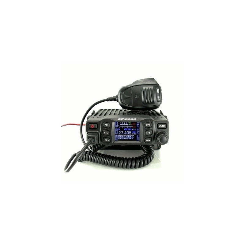 image: -CB CRT 2000 H AM/FM 12 Volt Hte puissance