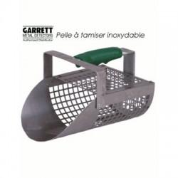image: Pelle à tamiser inoxydable Garrett