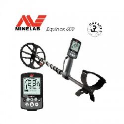 image: Détecteur de métaux Minelab Equinox 600