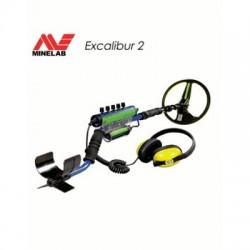 image: Detecteur de metaux Minelab Excalibur 2