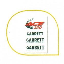 image: Etiquettes pour ACE 250